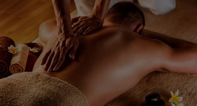 Боди массаж от Юлии