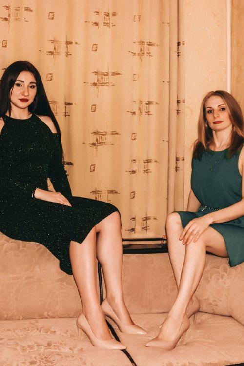 Массажистки Юлия и Алина